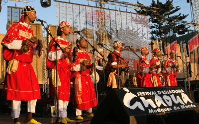 Essaouira Gnawa and World Music Festival